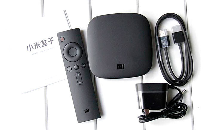 комплектация MI Box 3 в магазине smedia.com.ua