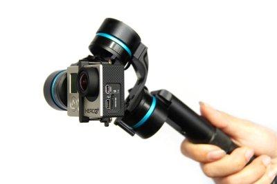 Стабилизатор Feiyu FY-G4 3-Axis Handheld Steady Gimbal для всех GoPro